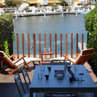 Marina hôtel privé luxe