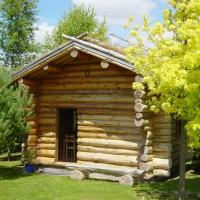 Log Cabin in the Loire Valley