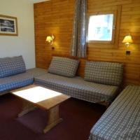 Rental Apartment Lauzière-Dessous - Valmorel Ii