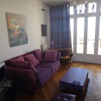 Bel Appartement, front de mer - RDC