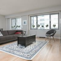 One-Bedroom on Rue de la Montagne Apt 409