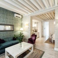 Relator Singular Apartments