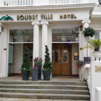Holiday Villa Hotel, London - Promo Code Details