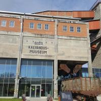 Kaevandusmuuseumi Hostel