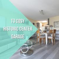 Appartement de deux chambres à Vannes