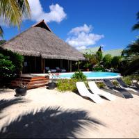Pool and Beach House