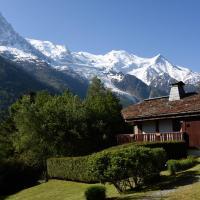 Chamonix Balcons du Mont Blanc