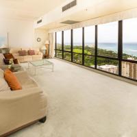 2 Bed Penthouse Suite 3806 at Waikiki