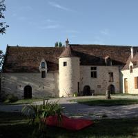 Ferme-Château de Cordey & Spa