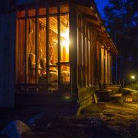 VESI - The White Blue Wilderness Lodge