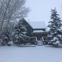 Rosebush Lodge