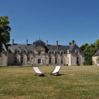 Chateau La Touanne Avec Piscine Chauffée - With Heated Swimming Pool