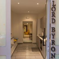 Lord Byron Charm