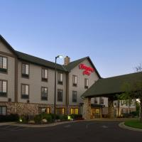 Hampton Inn Kansas City Village West