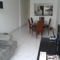 Apartamento perto da praia em Santos