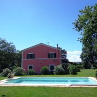 Villa delle More / Rosa