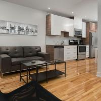 One-Bedroom Apartment on Avenue Gaspé