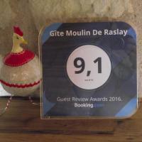 Gîte Moulin De Raslay