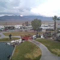 RV Parking at Longstreet
