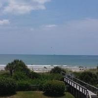 Beach Front Condo / Panoramic Views / Royal Mansions Penthou Apts