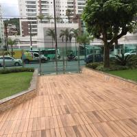 Apartamento Pé na Areia Em Santos