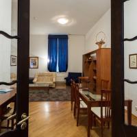 Comfy Riga Palazzo street apartment