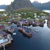 Smaken av Lofoten Hostel