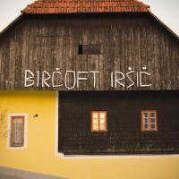 Apartment Birčoft Iršič Country House