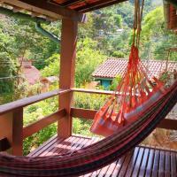 Casa nas montanhas em Petrópolis