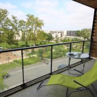 Moderne T2 avec balcon et parking