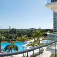 Puerto Cancun Two Bedroom Apartment S1203