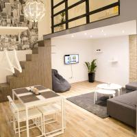 BPM-Fancy Apartment of Budapest