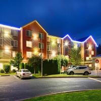 Best Western PLUS Vancouver Mall Hotel