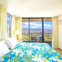 Midway Realty at Waikiki Sunset 36th floor