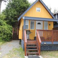 Surf Haven Cabin by Natural Elements Vacation Rentals