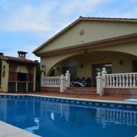 Swimming pool house Costa Brava