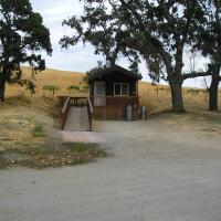 San Benito Camping Resort One-Bedroom Cabin 9