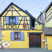Gîtes de la Maison Vigneronne, au Coeur de Ribeauvillé