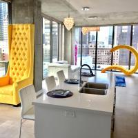 Downtown L.A. Luxury Suite