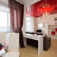 Apartments Etazhi at Bazhova
