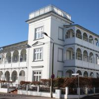 Villa Concordia Apartment Hiddensee