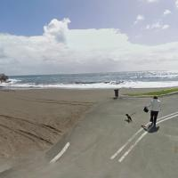 Playa La Garita Telde