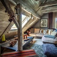 Appartement confortable et atypique / 1-6 p