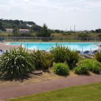 Appartement privé, piscines chauffées, vue mer