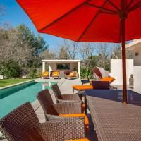 Villa Ten Minutes from the Centre of Aix-en-Provence