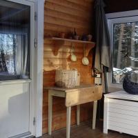 Schwedenhaus mit Seeblick