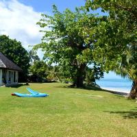 Fare Manahau by Tahiti Homes