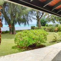 Villa en Bord de Lagon à Moorea