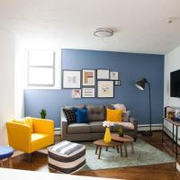 One-Bedroom on N Margin Street Apt 1