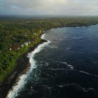 Nice, Big House Near the Kalapana Lava Flows & Kehena Beach
